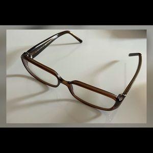 Fendi Women's Brown Eyeglasses